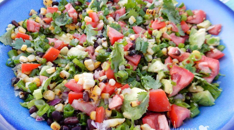 Spicy Tricolor Salad
